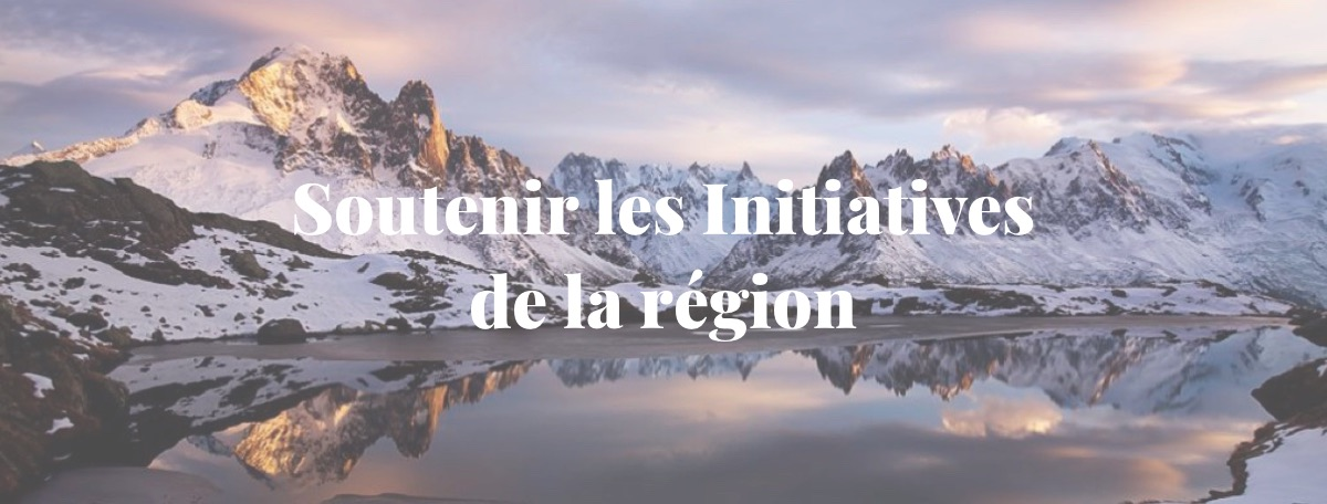 Soutenir les Initiatives de la région